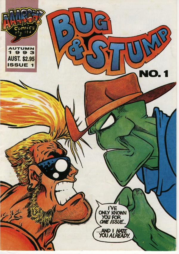 Picture of the cover of Issue 1
